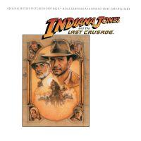 Cover Soundtrack / John Williams - Indiana Jones And The Last Crusade