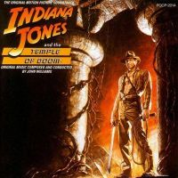 Cover Soundtrack / John Williams - Indiana Jones And The Temple Of The Doom