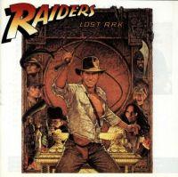 Cover Soundtrack / John Williams - Raiders Of The Lost Ark