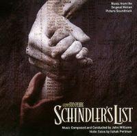 Cover Soundtrack / John Williams - Schindler's List