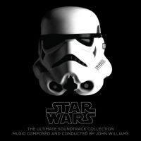 Cover Soundtrack / John Williams - Star Wars - The Ultimate Soundtrack Collection