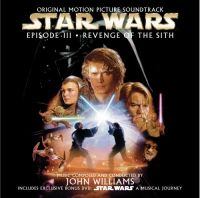 Cover Soundtrack / John Williams - Star Wars: Episode III - Revenge Of The Sith
