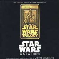Cover Soundtrack / John Williams - Star Wars: Trilogy - A New Hope