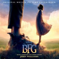 Cover Soundtrack / John Williams - The BFG