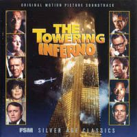 Cover Soundtrack / John Williams - The Towering Inferno