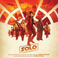 Cover Soundtrack / John Williams / John Powell - Solo - A Star Wars Story