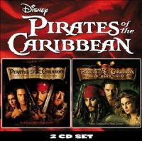 Cover Soundtrack / Klaus Badelt /  Hans Zimmer - Pirates Of The Caribbean - The Curse Of The Black Pearl / Pirates Of The Caribbean - Dead Man's Chest