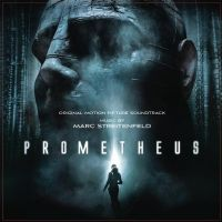 Cover Soundtrack / Marc Streitenfeld - Prometheus