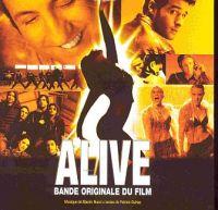 Cover Soundtrack / Maxim Nucci & Patrice Guirao - Alive