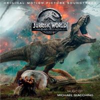 Cover Soundtrack / Michael Giacchino - Jurassic World - Fallen Kingdom