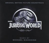 Cover Soundtrack / Michael Giacchino - Jurassic World