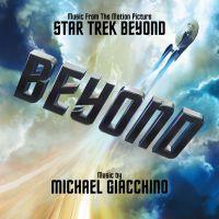 Cover Soundtrack / Michael Giacchino - Star Trek Beyond