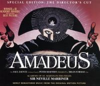 Cover Soundtrack / Neville Marriner - Amadeus