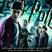 Cover Soundtrack / Nicholas Hooper - Harry Potter And The Half-Blood Prince