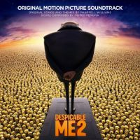 Cover Soundtrack / Pharrell Williams / Heitor Pereira - Despicable Me 2
