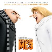 Cover Soundtrack / Pharrell Williams / Heitor Pereira - Despicable Me 3