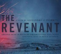 Cover Soundtrack / Ryuichi Sakamoto & Alva Noto - The Revenant