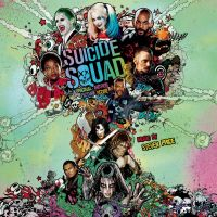 Cover Soundtrack / Steven Price - Suicide Squad