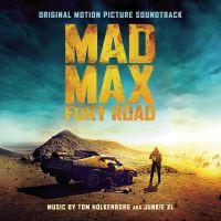 Cover Soundtrack / Tom Holkenborg aka Junkie XL - Mad Max - Fury Road