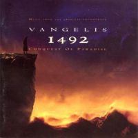 Cover Soundtrack / Vangelis - 1492 - Conquest Of Paradise