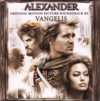 Cover Soundtrack / Vangelis - Alexander