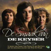 Cover Soundtrack / Wim De Wilde - De smaak van De Keyser