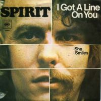 Cover Spirit - I Got A Line On You