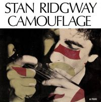 Cover Stan Ridgway - Camouflage