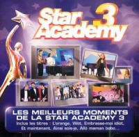 Cover Star Academy 3 - Les meilleurs moments