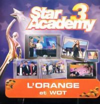 Cover Star Academy 3 - L'orange / Wot