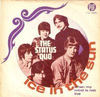 Cover Status Quo - Ice In The Sun