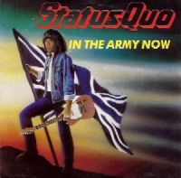 Cover Status Quo - In The Army Now