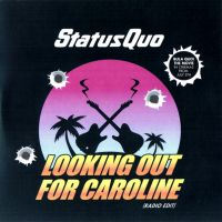 Cover Status Quo - Looking Out For Caroline