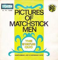 Cover Status Quo - Pictures Of Matchstick Men