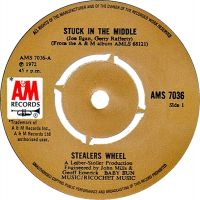 Cover Stealers Wheel - Stuck In The Middle With You