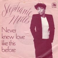 Cover Stephanie Mills - Never Knew Love Like This Before