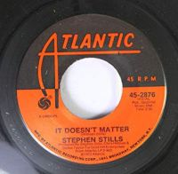 Cover Stephen Stills - It Doesn't Matter