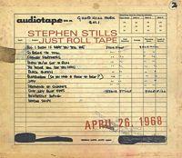 Cover Stephen Stills - Just Roll Tape