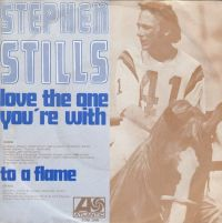 Cover Stephen Stills - Love The One You're With