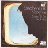 Cover Stephen Stills - Marianne