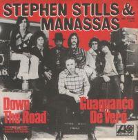 Cover Stephen Stills & Manassas - Down The Road