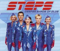 Cover Steps - Deeper Shade Of Blue
