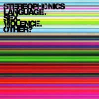 Cover Stereophonics - Language. Sex. Violence. Other?