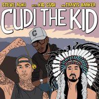 Cover Steve Aoki feat. Kid Cudi & Travis Barker - Cudi The Kid