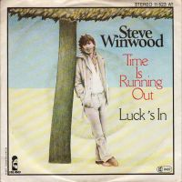 Cover Steve Winwood - Time Is Running Out