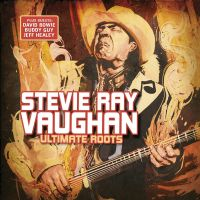 Cover Stevie Ray Vaughan - Ultimate Roots