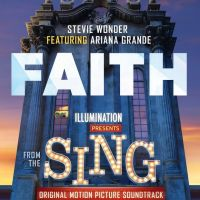 Cover Stevie Wonder feat. Ariana Grande - Faith