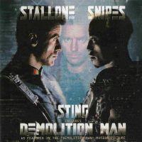 Cover Sting - Demolition Man