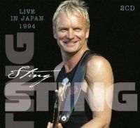 Cover Sting - Live In Japan 1994