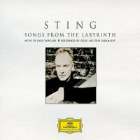 Cover Sting and Edin Karamazov - Songs From The Labyrinth